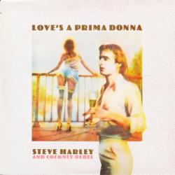 STEVE HARLEY AND COCKNEY REBEL LOVE'S A PRIMA DONNA Виниловая пластинка