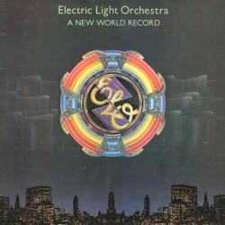 ELECTRIC LIGHT ORCHESTRA A NEW WORLD RECORD Виниловая пластинка