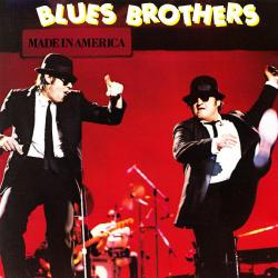 BLUES BROTHERS MADE IN AMERICA Фирменный CD