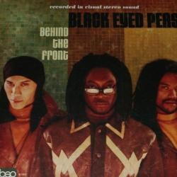 BLACK EYED PEAS BEHIND THE FRONT Виниловая пластинка