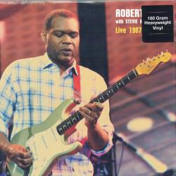 ROBERT CRAY WITH STEVIE RAY VAUGHAN LIVE 1987 Виниловая пластинка