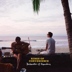 KINGS OF CONVENIENCE DECLARATION OF DEPENDENCE Виниловая пластинка