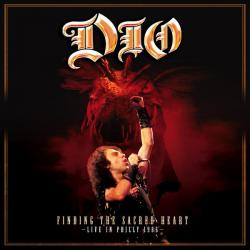 DIO FINDING THE SACRED HEART - LIVE IN PHILLY 1986 Виниловая пластинка