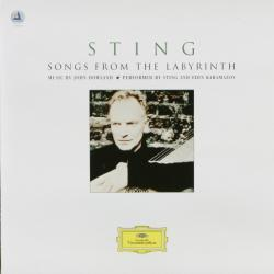 STING SONGS FROM THE LABYRINTH Виниловая пластинка