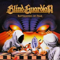 BLIND GUARDIAN BATTALIONS OF FEAR Виниловая пластинка