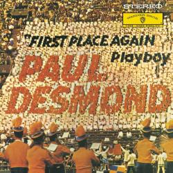 PAUL DESMOND FIRST PLACE AGAIN Фирменный CD