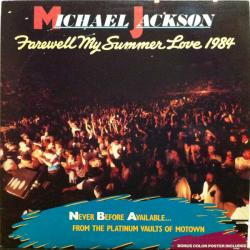 MICHAEL JACKSON Farewell My Summer Love 1984 Виниловая пластинка