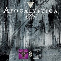 APOCALYPTICA WORLDS COLLIDE - 7TH SYMPHONY Виниловая пластинка