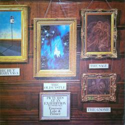 EMERSON, LAKE & PALMER PICTURES AT AN EXHIBITION Виниловая пластинка