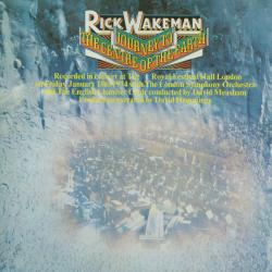 RICK WAKEMAN JOURNEY TO THE CENTRE OF THE EARTH Виниловая пластинка