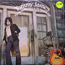 TOMMY JAMES My Head, My Bed & My Red Guitar Виниловая пластинка