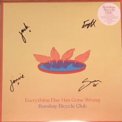 BOMBAY BICYCLE CLUB EVERYTHING ELSE HAS GONE WRONG Виниловая пластинка