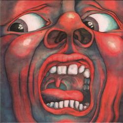 KING CRIMSON IN THE COURT OF THE CRIMSON KING Виниловая пластинка