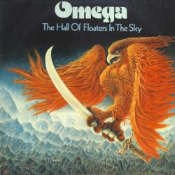 OMEGA THE HALL OF FLOATERS IN THE SKY Виниловая пластинка