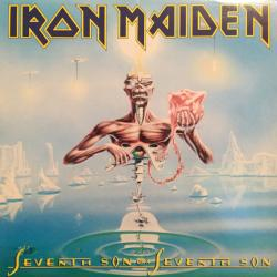 IRON MAIDEN SEVENTH SON OF A SEVENTH SON Виниловая пластинка