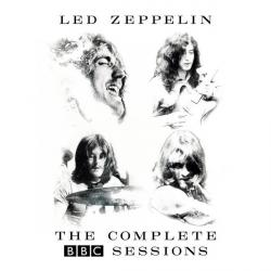 LED ZEPPELIN COMPLETE BBC SESSIONS LP-BOX