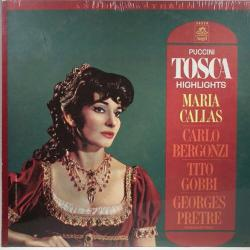 PUCCINI TOSCA LP-BOX