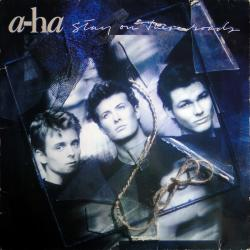A-HA STAY ON THESE ROADS Виниловая пластинка