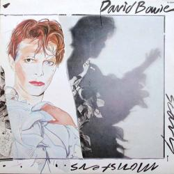 DAVID BOWIE SCARY MONSTERS Виниловая пластинка